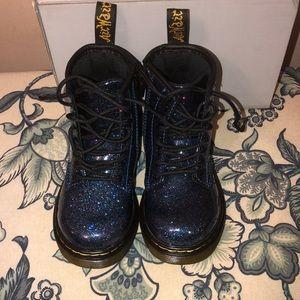 Toddler Girl Doc Martens Boots (Dr. Martens).